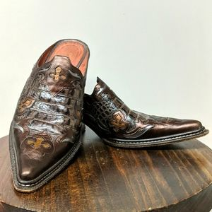 Donald Pliner Italian Western Couture Boots